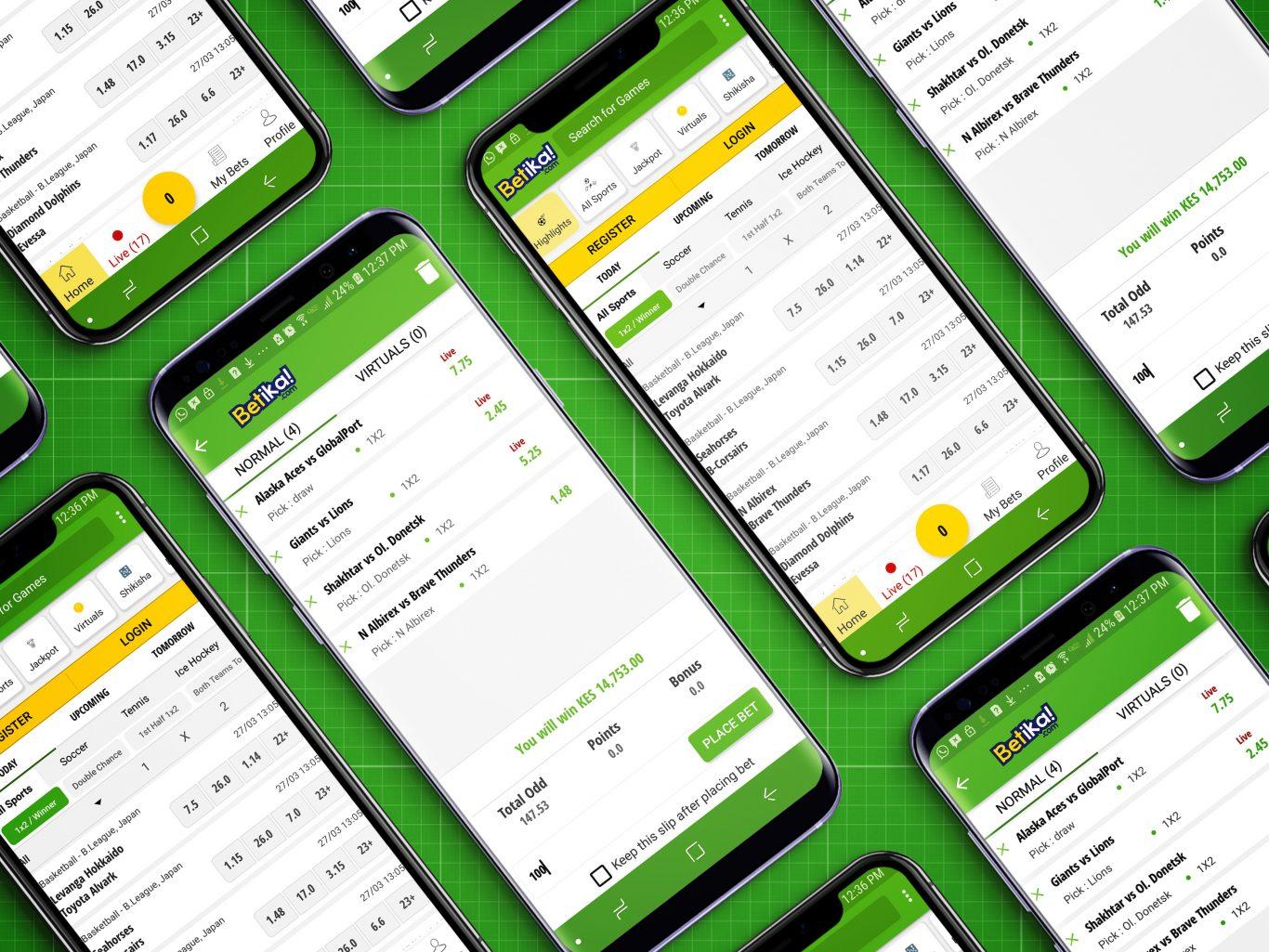 Betika Mobile App Download
