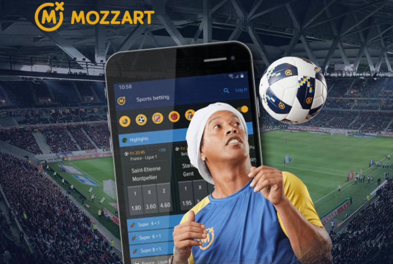 Mozzartbet Kenya Mobile and Desktop Versions